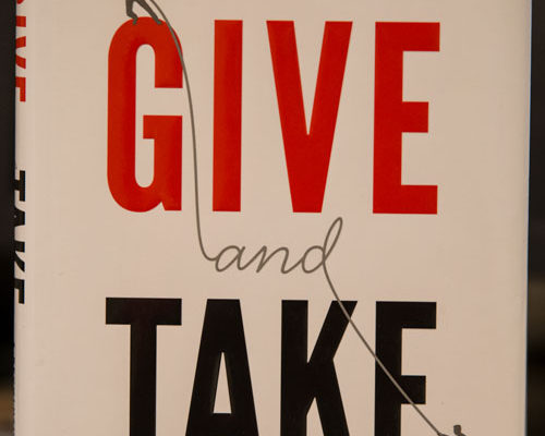 give and take book christian lautenschleger
